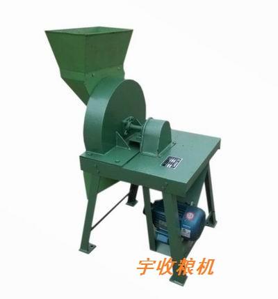 小型棕榈核剥壳机处理量:0.3-0.8吨/小时