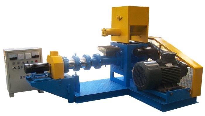 饲料膨化机处理量:120-2000kg/h