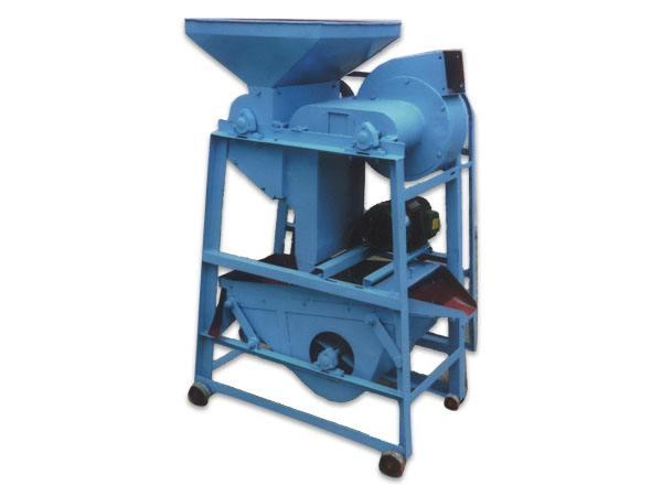 剥壳机 (花生/茶籽/胡麻籽、牡丹籽)处理量:300-500公斤/小时