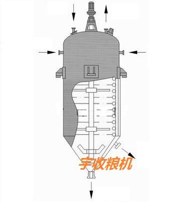 脱色锅、脱色塔处理量:5-1000吨