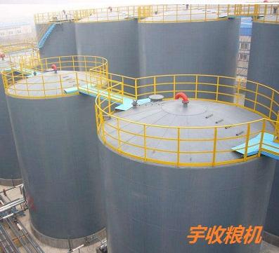 立筒仓、油罐、钢结构厂房