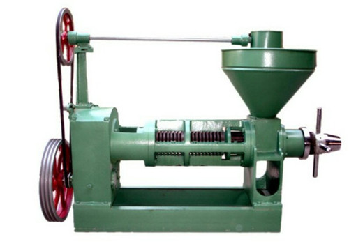 螺旋冷榨机