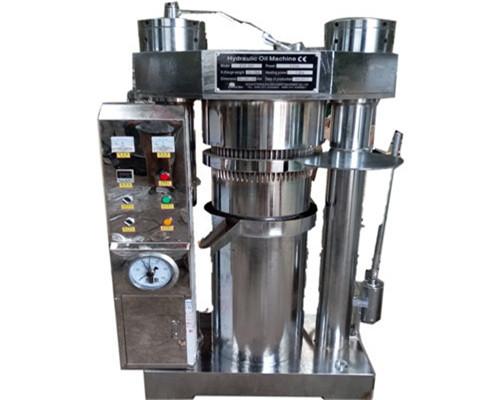 液压香油榨油机