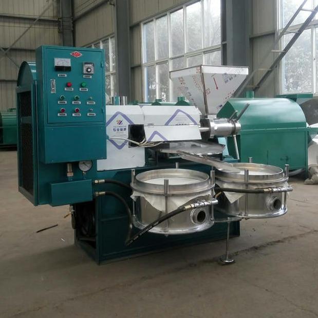 菜籽榨油机 榨油机价格 榨油机厂家现货螺旋榨油机