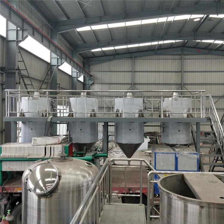 定制生产大型油脂精炼设备生产线 紫苏子油食用油精炼设备 厂家规划厂房技术培训