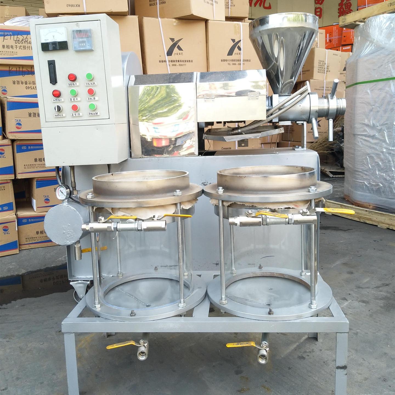 五斤液压香油机;四斤全自动榨油机生产厂家