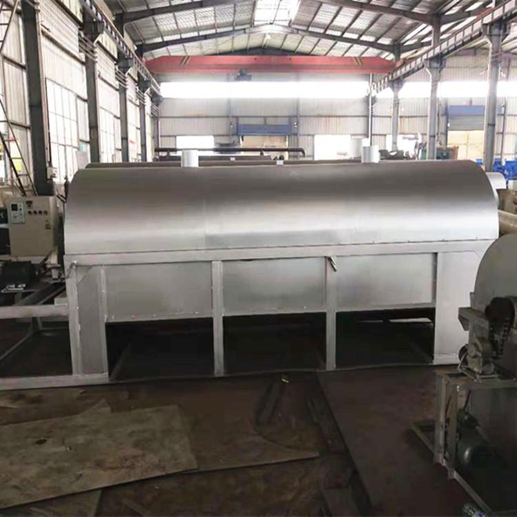 现货供应电加热炒籽机节能环保型 电加热炒锅厂家直销