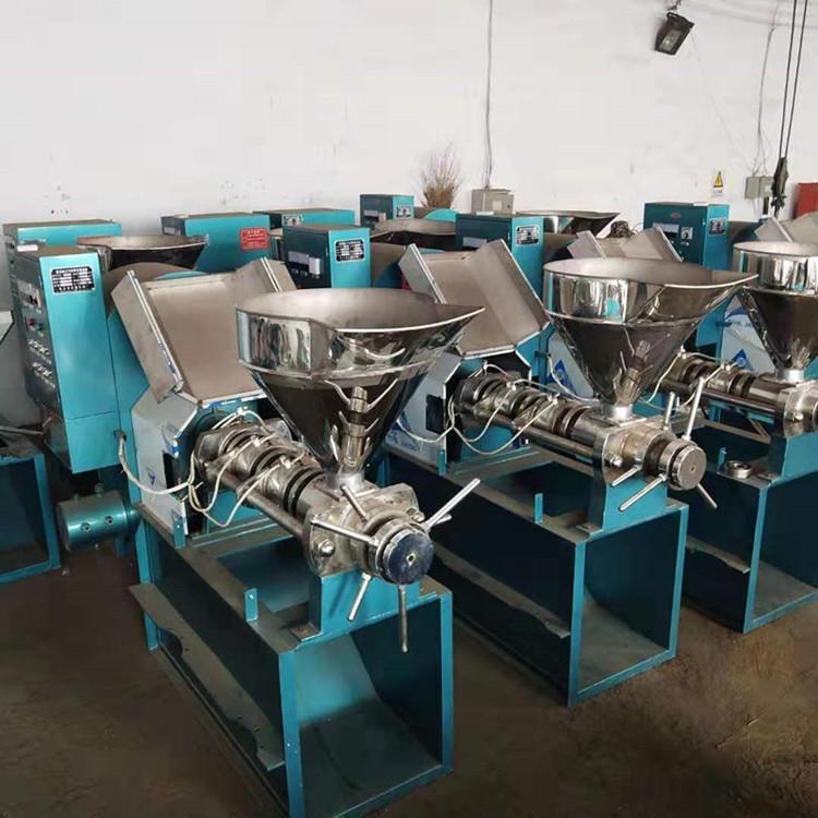 巩义榨油机厂家直销100型全自动榨油机成套设备 出油率高用途广 上门安装