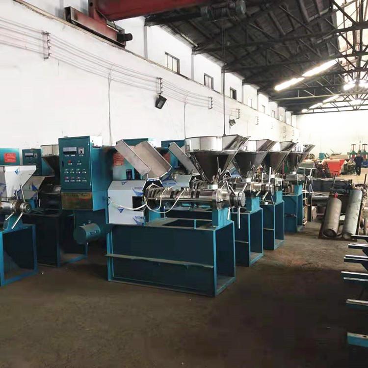 兴昌机械100型榨油机厂家直销 出油率高操作简单 可压榨多种油料 全自动榨油
