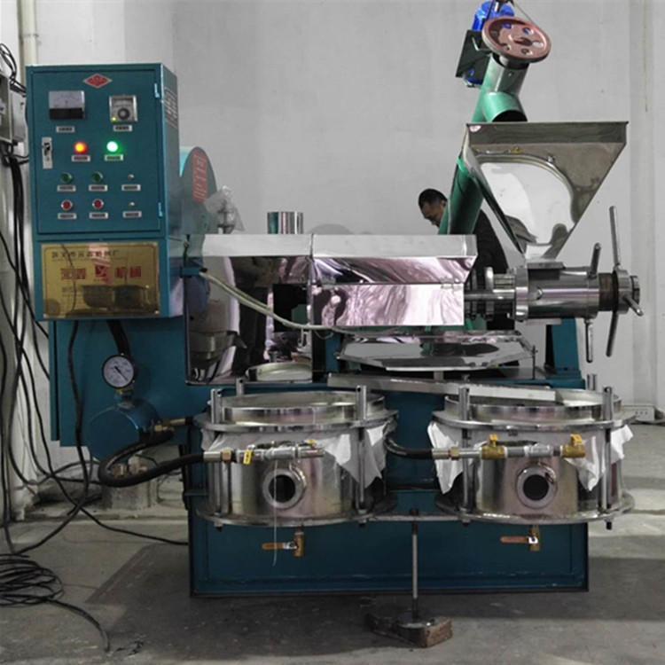 兴昌机械120型榨油机 出油率高 全自动榨油机一机多用 厂家上门安装
