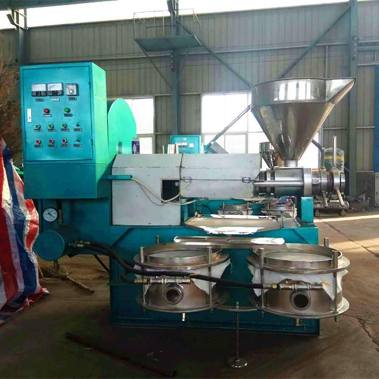 兴昌机械现货供应125型螺旋榨油机 出油率高 一机多用 厂家免费上门安装