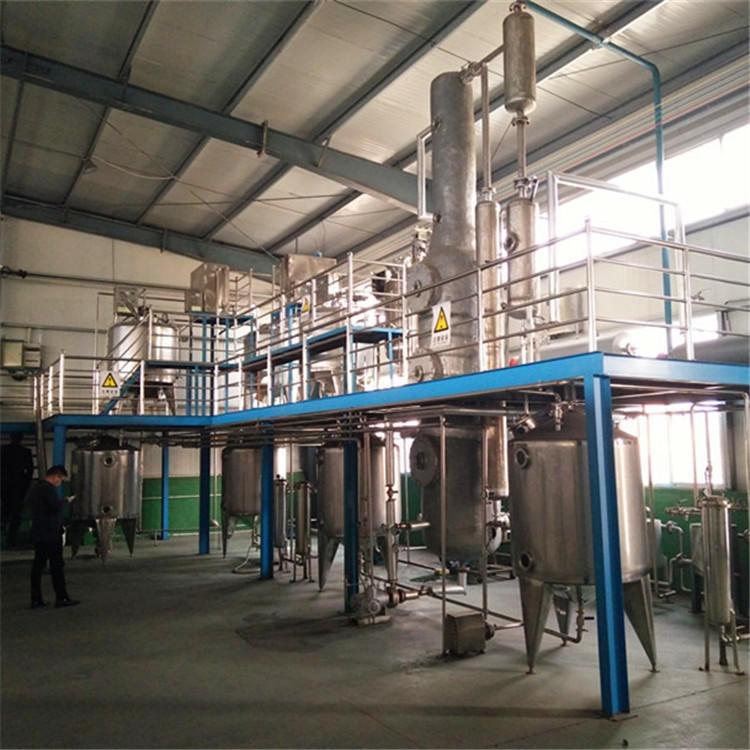 紫苏油精炼设备 大型紫苏油生产线 物理精炼 油脂精炼设备专业厂家 一级油标准 紫苏油生产线 负责上门安装