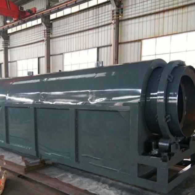 厂家现货供应大型电磁加热滚筒式河沙烘干机 节能环保价格优惠