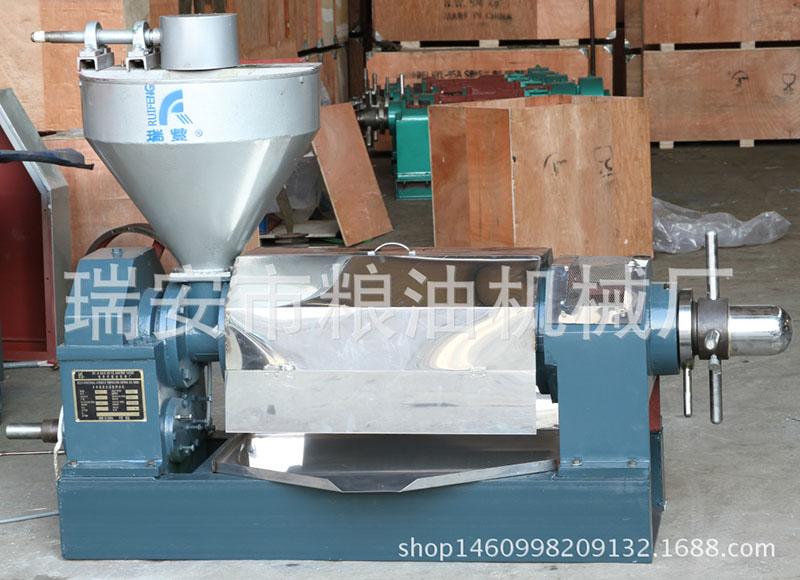 ZX128螺旋榨油机