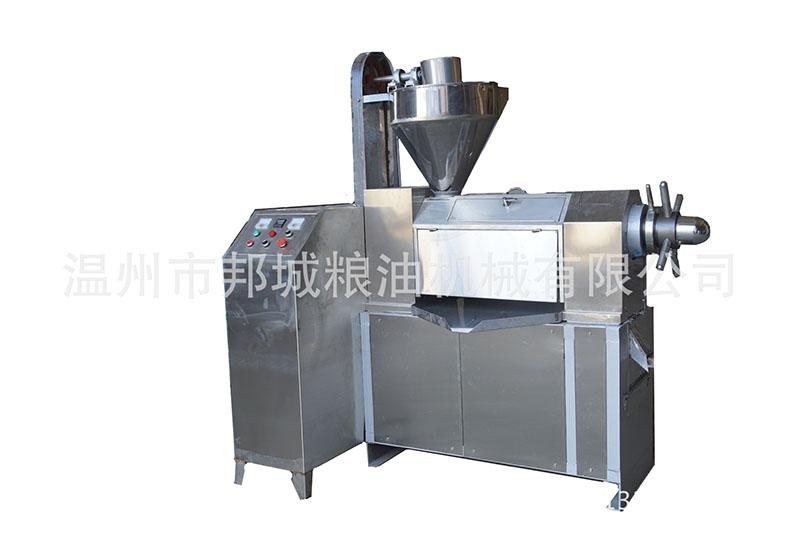 130C全不锈钢螺旋榨油机 菜籽榨油机 大豆榨油机 花生榨油机