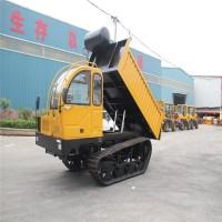 专业生产履带车山地石矿工程履带式运输车6T座驾履带车