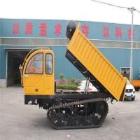 厂家源头直供履带车柴油大马力履带式液压自卸车8T座驾履带车