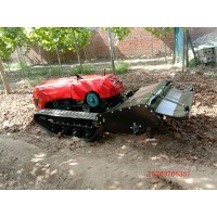 农业新机械履带开沟施肥机升级换代了