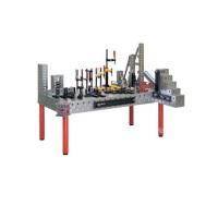 厂家直销_三维柔性焊接平台及配套夹具_铸铁焊接平台物美价廉