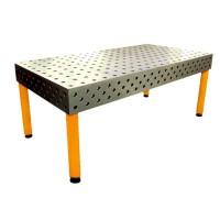 高强度焊接平台_铸铁焊接平台平板_三维柔性焊接平台