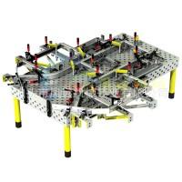 三维柔性焊接平台 机器人焊接工装夹具 焊接平台厂家
